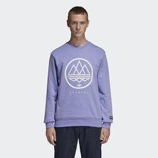 Mod Trefoil Sweatshirt