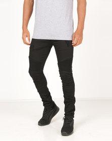 Soul Star MP Proudest Black Jeans