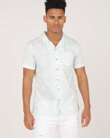 Soul Star MS Van Shirt Mint