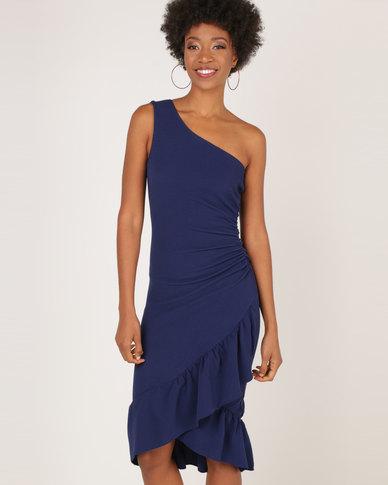 Side Ruched Dress