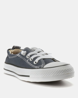 quality design b5113 9e433 Converse Chuck Taylor All Star Shoreline Slip Sneakers Athletic Navy