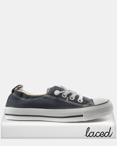 051c247f9ae979 Converse Chuck Taylor All Star Shoreline Slip Sneakers Athletic Navy ...