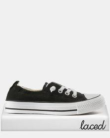 Converse Chuck Taylor All Star Shoreline Slip Sneakers Black