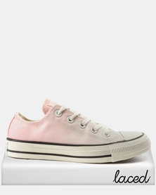 Converse Chuck Taylor All Star Storm Pink Grey