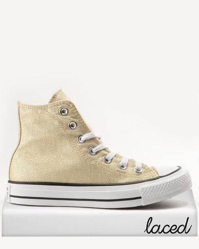 693486e3bf Converse Chuck Taylor All Star Hi Light Twine | Zando