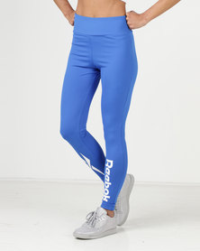 Reebok LF Leggings Blue