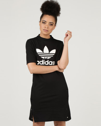 adidas long shirt dress