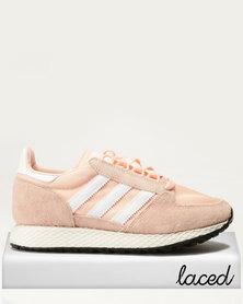 adidas Forest Grove Womens Sneaker CLEORA/CLOWHI/CBLACK