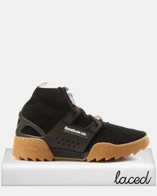 Reebok Workout Advance UTL Sneakers Black/White/Gum