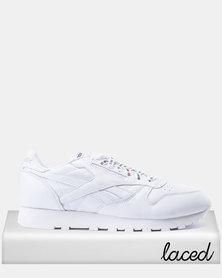 Reebok CL Leather 1895 Sneakers White
