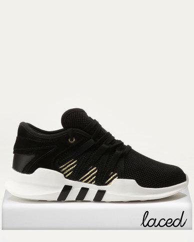 uk availability 19b02 9308f adidas EQT Racing ADV W Sneakers Black/White