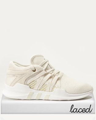 best website 5a575 e1b5a adidas EQT Racing ADV W Sneakers White