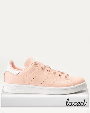adidas Stan Smith W Sneakers Hazcor White f51232fe269