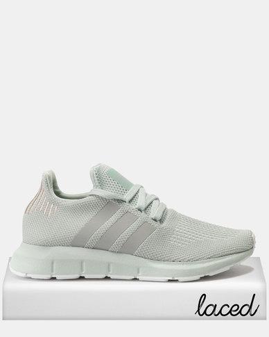 adidas Swift Run W Sneakers Vap Green/White