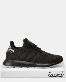 adidas Swift Run W Sneakers Carbon Black/White
