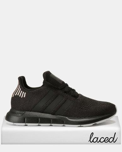 bda44fa7b adidas Swift Run W Sneakers Carbon Black White