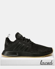 adidas X_PLR Sneakers Black/Gum