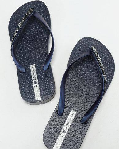 a20d0b052 Ipanema Glam Special Flip Flops Blue