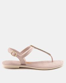 Grendha Sense Sandals Fem Lilac