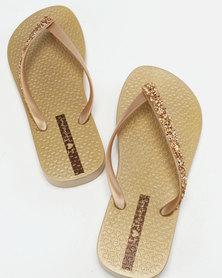 Ipanema Glam Special Fem Thongs Gold