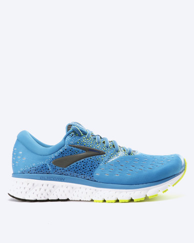 38665e0bc5a Brooks Glycerin 16 Running Shoes Blue