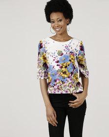 JanaS Debbie Shirt Multi