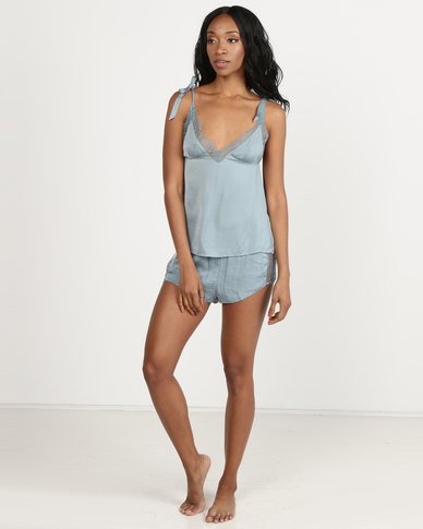 6f45362fee Women secret Sense Pyjamas Blue