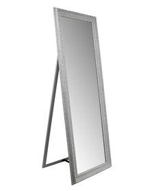 NovelOnline White Free Standing Mirror