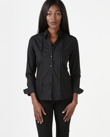 Utopia Vogue Blouse Black