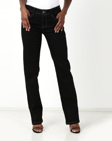 Utopia Eve Basic Jeans Black