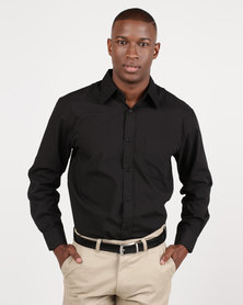 Utopia Basic Lounge Shirt Black