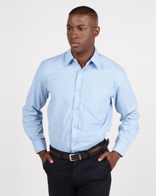 Utopia Basic Lounge Shirt Sky Blue