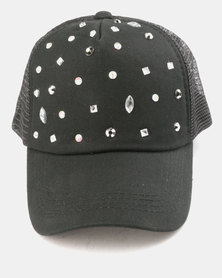 Utopia Jewel Cap Black