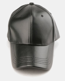 Utopia Metallic Cap Black