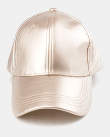 Utopia Metallic Cap Silver