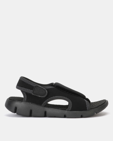 Sandals Nike 4 Black Sunray Adjust xordeCB