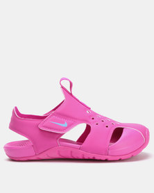 Nike Infant Sunray Protect 2 Sandals Hyper Magenta