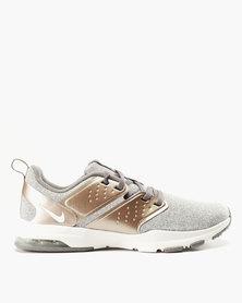 Nike Performance Womens Nike Bella TR PRM Sneakers Gunsmoke/Vast Grey/Diffused Taupe