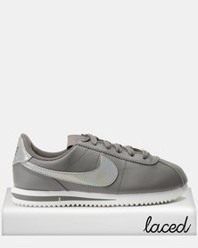 Nike Cortez Basic SL (GS) Sneakers Gunsmoke/White