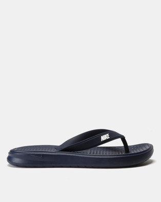 timeless design 6a37e f0e06 Nike Solay Thongs Binary Blue White
