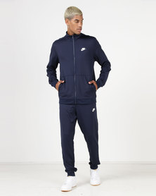 Nike Men's NSW CE Track Suit Pack Navy/White