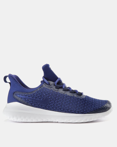 brand new 99f95 cef69 Nike Performance Nike Renew Rival Sneakers Blue Void/Deep Royal Blue