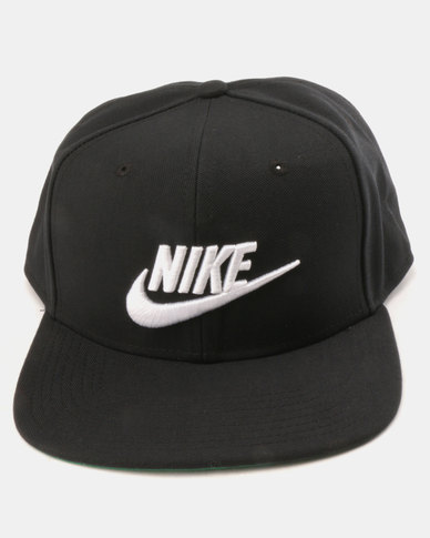 Nike Unisex NSW Pro Cap Futura Black