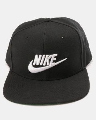 d863a848ca7 Nike Unisex NSW Pro Cap Futura Black