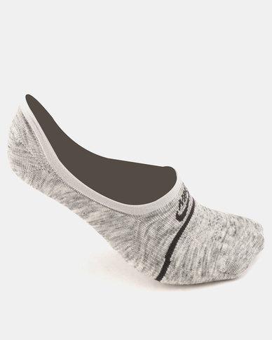 Nike U Sneaker Sox Essential No Show 2P Grey