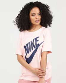 Nike Womens NSW SS Top Prep Futura