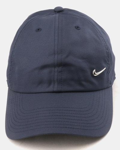 differently 18a4a 191a5 Nike U NK H86 Essential Swoosh Cap Blue   Zando