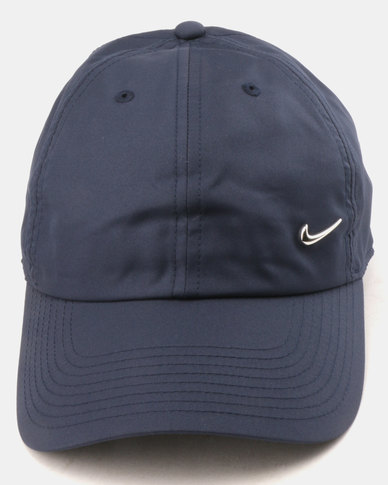 Nike Unisex H86 Cap Metal Swoosh Blue