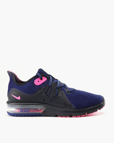 buy online cb1cb ff261 Nike Performance Womens Nike Air Max Sequent 3 Shoes Multi