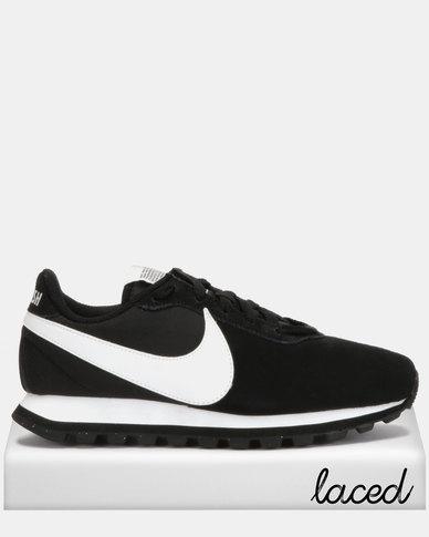 Nike Womens Pre-Love O.X Sneakers Black/White